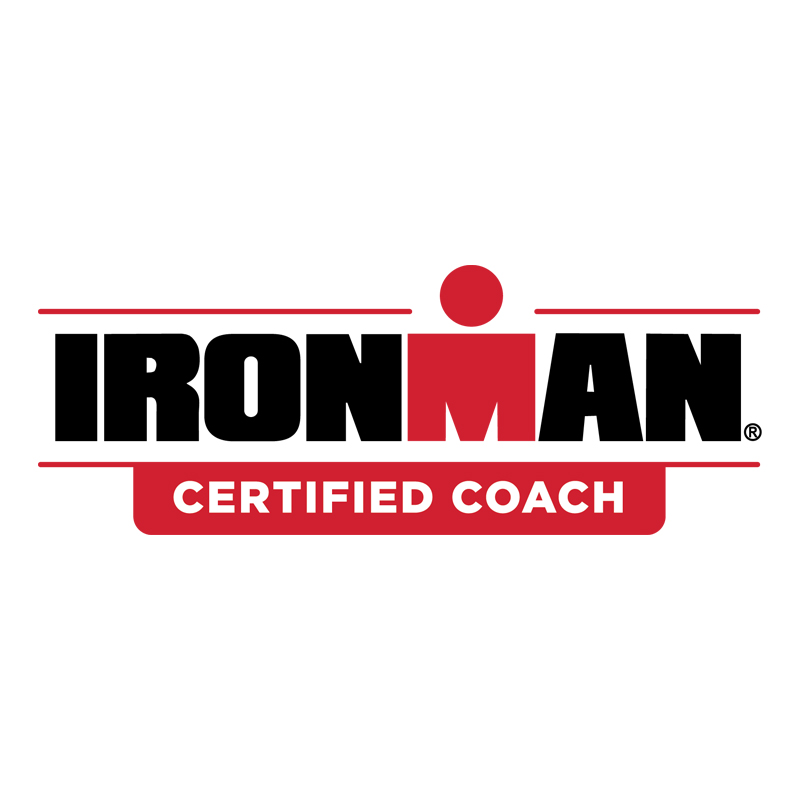 Ironman certified coach logo